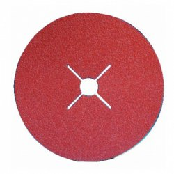 Disco de fibra cerâmica