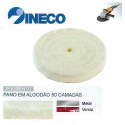 Disco em algodão