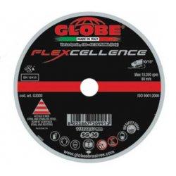 Disco de rebarbar Globe FLEXCELLENCE