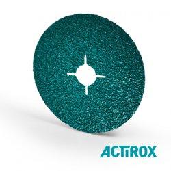 Disco de fibra VSM ACTIROX AF799