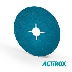 Disco de fibra VSM ACTIROX AF890