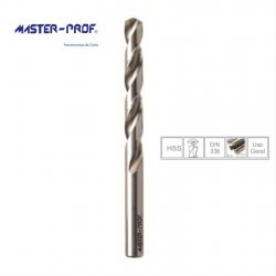 Brocas HSS 9.10 - 13mm